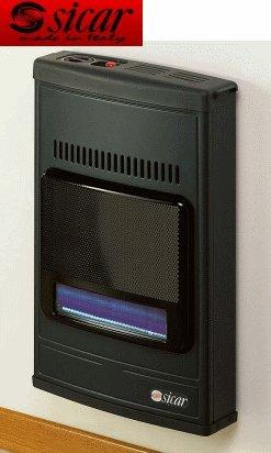Estufa Mural a gas GLP a rayos infrarrojos blue-flame Sicar - Mod. Eco 45: Amazon.es: Hogar