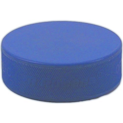 A&R Sports Official 4 Oz Blue Mite Junior Ice Hockey Puck