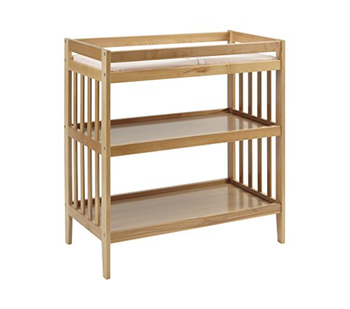 Westwood Design Reese Changing Table with Pad, Natural