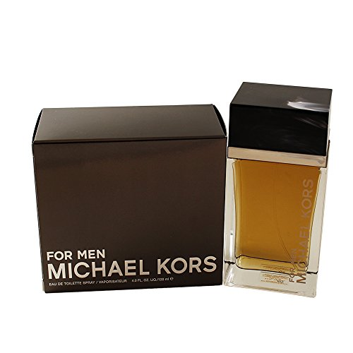 Michael Kors Eau De Toilette for Men, 4 Ounce