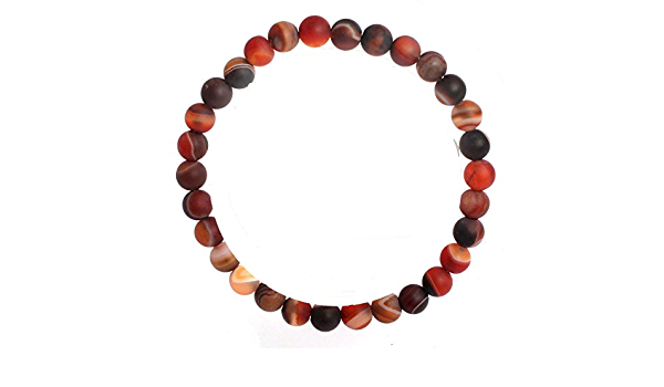 Metal Adjustable Bracelet Handmade Beaded Gemstone Bracelet Rose Quartz Bracelet 7 to 8 mm Approx. Garnet Bracelet Women/'s Bracelet