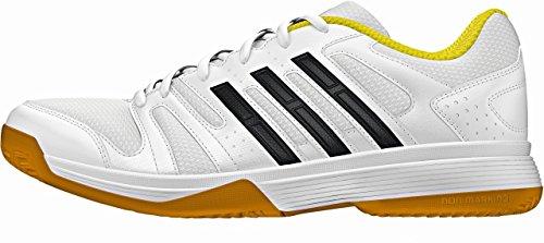 adidas Volley Ligra women WEISS M29950 Grösse: 43 1/3 weiß/gelb