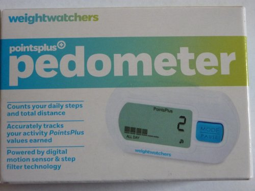 Weight Watchers Pedometer Points Plus Diet 360 Lose Weight 2012 2013 Brand New