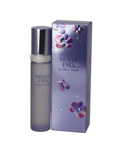 Elizabeth Taylor Violet Eyes Perfume for Women 1.7 oz Eau De Parfum Spray