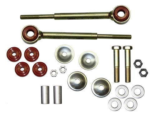 Toyota High Performance Bushings - Skyjacker SBE702 Sway Bar Extended End Links; Lift Height 3 in.;