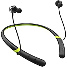 Mpow [Upgraded] A5 Active Noise Cancelling Bluetooth Headphones, V4.2 Bluetooth Neckband Headset, IPX6 Waterproof Sports Headphones, Magnetic Earbuds