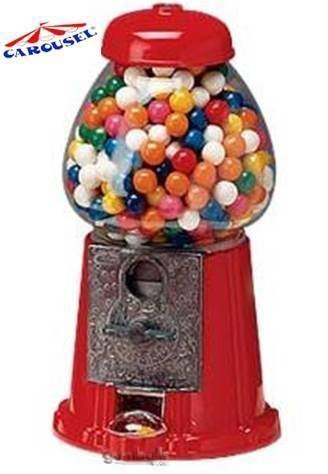 Carousel Classic Jr Gumball Machine Bank by Carousel