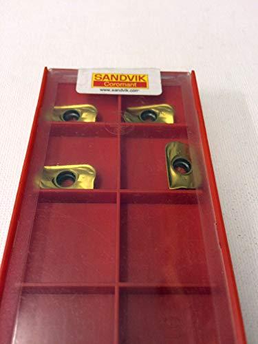 X4 Sandvik R390-170431E-PM Hartmetall-Fräseinsätze, 1025#VB6