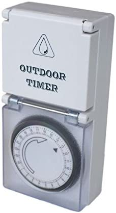 Outdoor 24 Hour Time Switch Switch Switch Timer 3500W