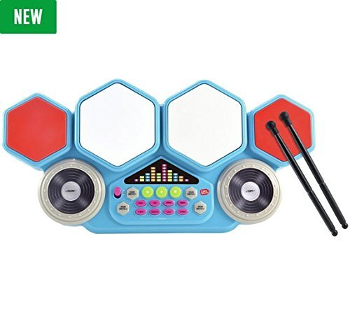 NEW Making Music Electronic Drum Set Christmas Gift