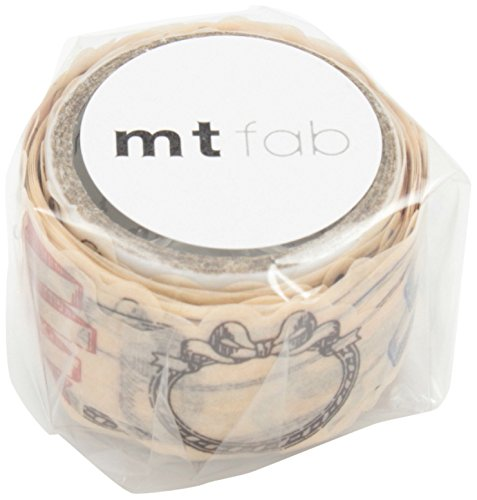 MT Washi Cut-Out Masking Tape, Ribon, 20mm x 3m (MTKT1P02)