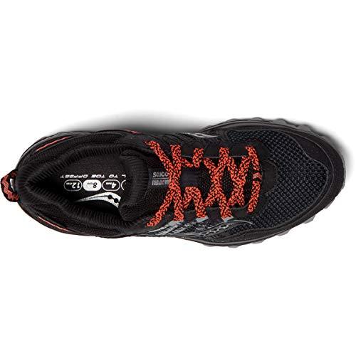 Running 001 Noir GTX Femme Saucony Tr12 de Black Excursion Chaussures XqxwwPzgv