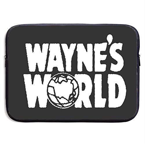 Kim Mittelstaedt Wayne's World Multi-Functional Portable Notebook Computer Sleeve Case Bag/Handbag for 13/15 Inch Laptop/Netbook/MacBook