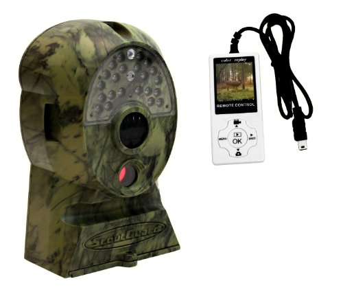 HCO Outdoor Products ScoutGuard SG550 Trail Camera Green