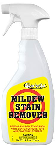 Star brite Mold & Mildew Stain Remover - Lifts Dirt & Removes Mildew Stains on -