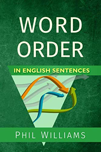(Word Order in English Sentences)