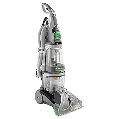 Hoover Carpet Cleaner Max Extract Dual V WidePath Carpet Cleaner Machine F7412900