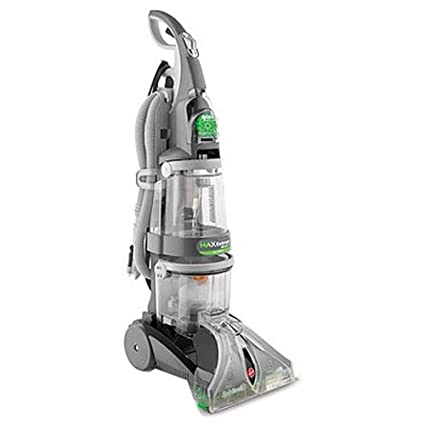 Amazon.com: Hoover Carpet Cleaner Max Extract Dual V WidePath Carpet Cleaner Machine F7412900: Home & Kitchen