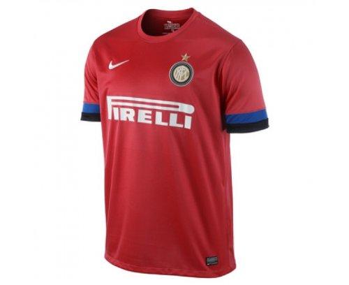 Inter Milan Football Shirts - NIKE Inter Milan Away Football Shirt (L)
