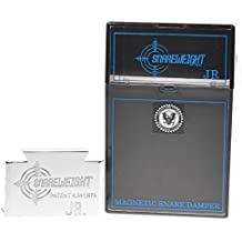 Snareweight Jr Chrome Snare Dampening System w/Case