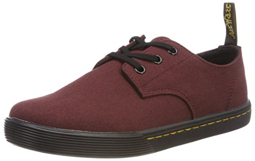 Derbys Santanita Martens Old 626 Dr Red Women's Canvas Oxblood q1gtvWEv