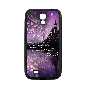 Castle Royal Palace Protective Rubber Back Fits Cover Case for SamSung Galaxy S4