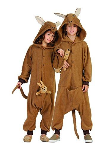 RG Costumes 40225 Funsies' Kittie Kangaroo, Child Medium/Size 8-10, -