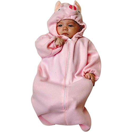 [Infant Baby Piggy Halloween Costume (Sz: 6M)] (Halloween Costumes Ideas For Newborns)