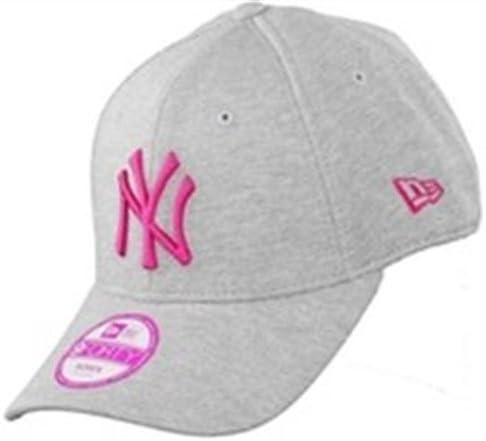 A NEW ERA Era Jersey ES NY Yankees - Gorra para Mujer, Color Gris ...