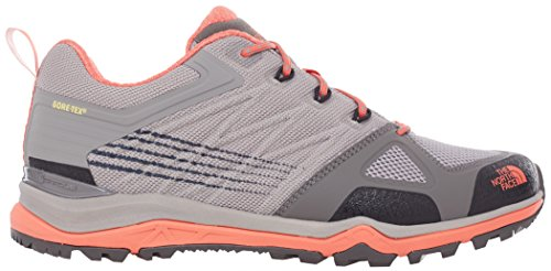 North Gray Shoes Gtx 7 W Size Women's Fastpack Ii Hiking Ultra Face The dv0pHzd
