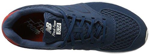 Bianco Balance ng Sneaker New Blu Uomo Grigio d Mfl574 8qF7vw