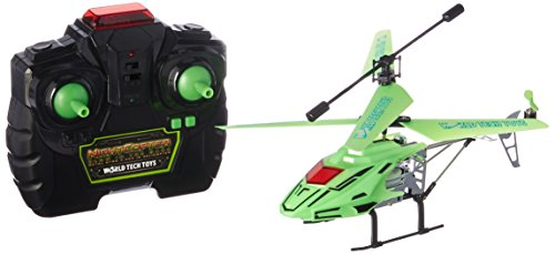 World Tech Toys 3.5 Ch Night Copter IR Helicopter Vehicle