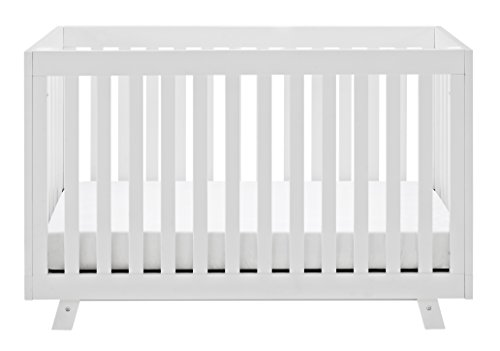 Storkcraft Beckett 3-in-1 Convertible Crib, (Storkcraft Wood Crib)