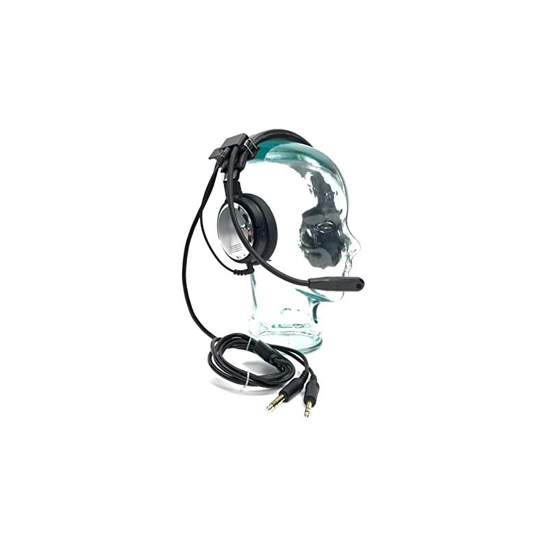 EarHart Pilot Headset ANR ANC Bluetooth