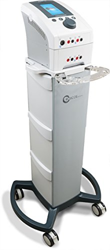 InTENSity Professional Series - EX4 Clinical Electrotherapy System with Therapy Cart - CM