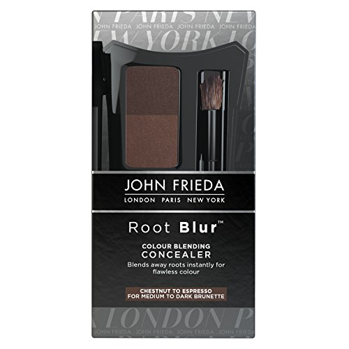 John Frieda Root Blur Color Blending Concealer Chestnut to Espresso Brunettes