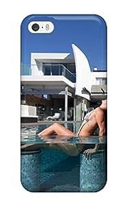 Excellent Design Architecture Houses Phone Case For iphone 4s Premium Tpu Case