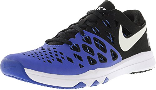 Nike Train Speed 4 Heren Training / Hardloopschoen Spel Royal / Wit - Zwart