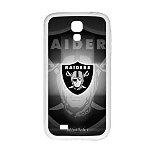 Raiders Logo Stylish High Quality Comstom Protective case cover For Samsung Galaxy S4