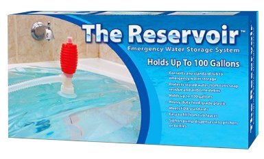The Reservoir, Emergency Water Storage System 100 Gallons