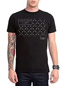 Twenty One Pilots Fancy T-Shirt - 2XL