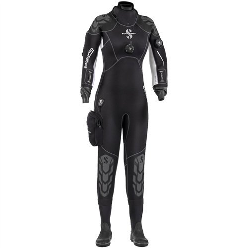 Scubapro女性用Exodry Drysuit (Medium) B01AJTFSVC