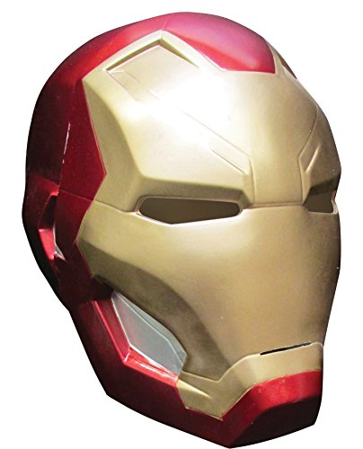 UHC Boys Iron Man Helmet Civil War Theme Party Halloween Costume Mask