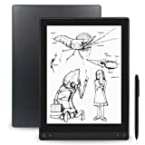 Likebook Mimas E-Reader, 10.3', Dual Touch, Hand Writing, Built-in Cold/Warm Light, Built-in Audible, Android 6.0, Octa Core Processor, 2GB+16GB