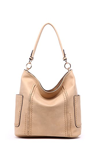 Hobo Saddle Leather Handbags - 2
