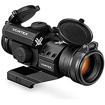 Vortex Optics Strikefire II Red Dot Sight - 4 MOA Bright Red Dot