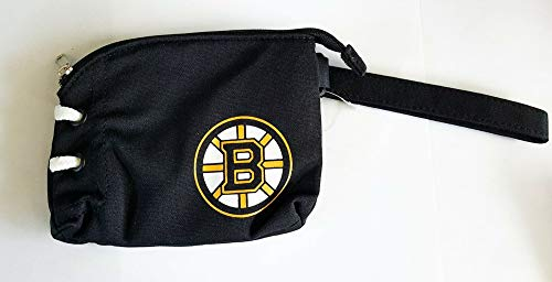 Boston Bruins Jersey Purse - NHL Boston Bruins Jersey Stadium Wristlet