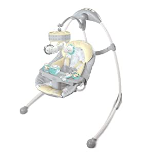 Ingenuity Cradle and Sway Swing, Briarcliff (Discontinued by Manufacturer)