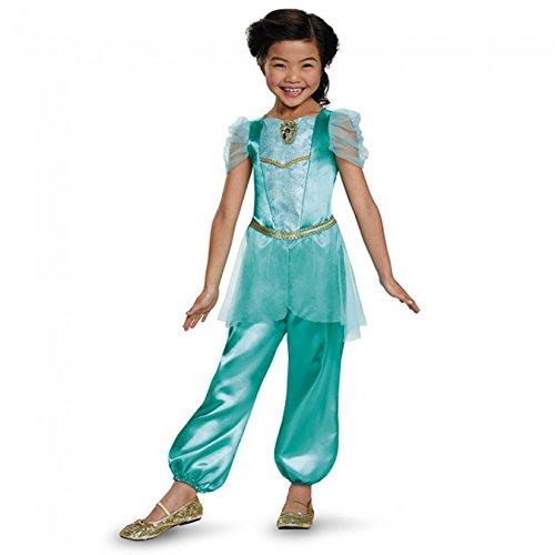 Jasmine Classic Princess Aladdin Costume