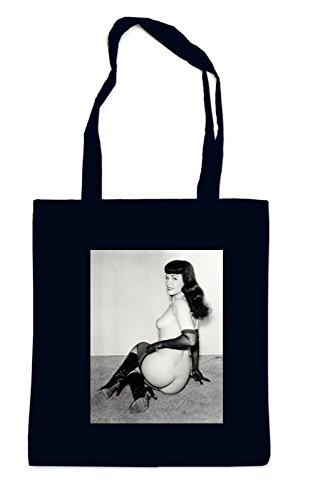 Betty Nude Bag Black